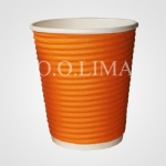 CORRUGATED PAPER CUP